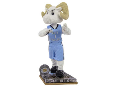 North Carolina Tar Heels Springy Logo Bobble