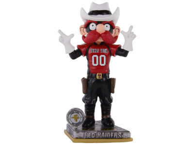 Texas Tech Red Raiders Springy Logo Bobble