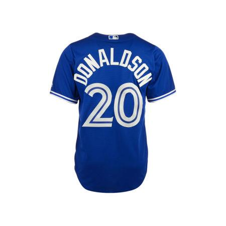 Toronto Blue Jays Josh Donaldson Majestic MLB Men's Player Replica Cool Base Jersey