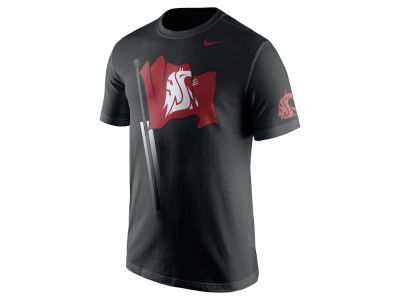 Washington State Cougars Nike NCAA Men's Campus Elements T-Shirt