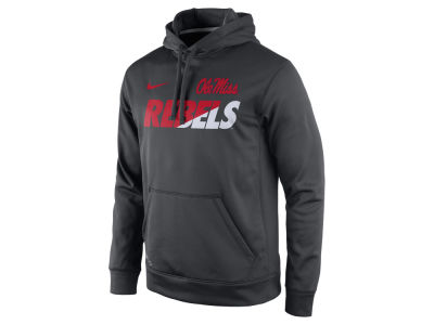 Ole Miss Rebels Nike NCAA Men's Sideline KO Hoodie