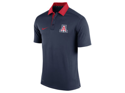 Arizona Wildcats Nike NCAA Men's 2015 Elite Coaches Polo Shirt