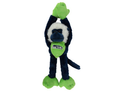 Seattle Seahawks 15inch Slider Monkey