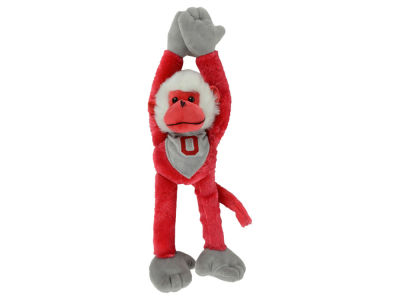 Ohio State Buckeyes 15inch Slider Monkey