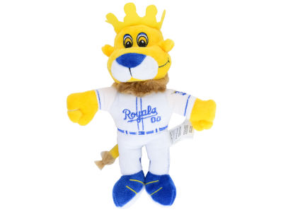 Kansas City Royals Sluggerrr Forever Collectibles 8inch Plush Mascot