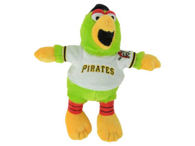 Pittsburgh Pirates Parrot 8inch Plush Mascot