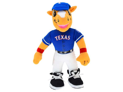 Texas Rangers Rangers Caption 8inch Plush Mascot