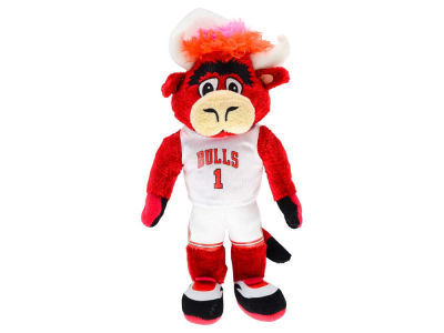 Chicago Bulls Benny the Bull 8inch Plush Mascot