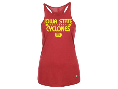 Iowa State Cyclones Under Armour NCAA Women's Reverse Racer Tank