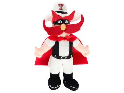 Texas Tech Red Raiders 8inch Plush Mascot