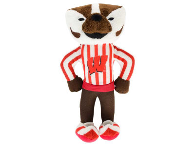 Wisconsin Badgers Bucky 8inch Plush Mascot