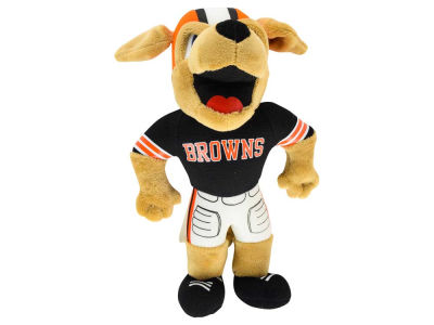 Cleveland Browns Chomps 8inch Plush Mascot