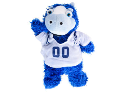 Indianapolis Colts Blue 8inch Plush Mascot