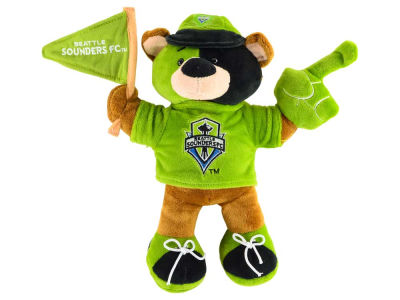 Seattle Sounders FC 10inch Fan Bear
