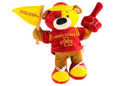 Iowa State Cyclones 10inch Fan Bear