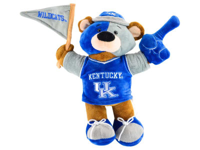 Kentucky Wildcats 10inch Fan Bear