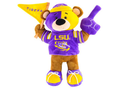 LSU Tigers 10inch Fan Bear