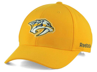 Nashville Predators Reebok NHL Core Basic Adjustable Cap
