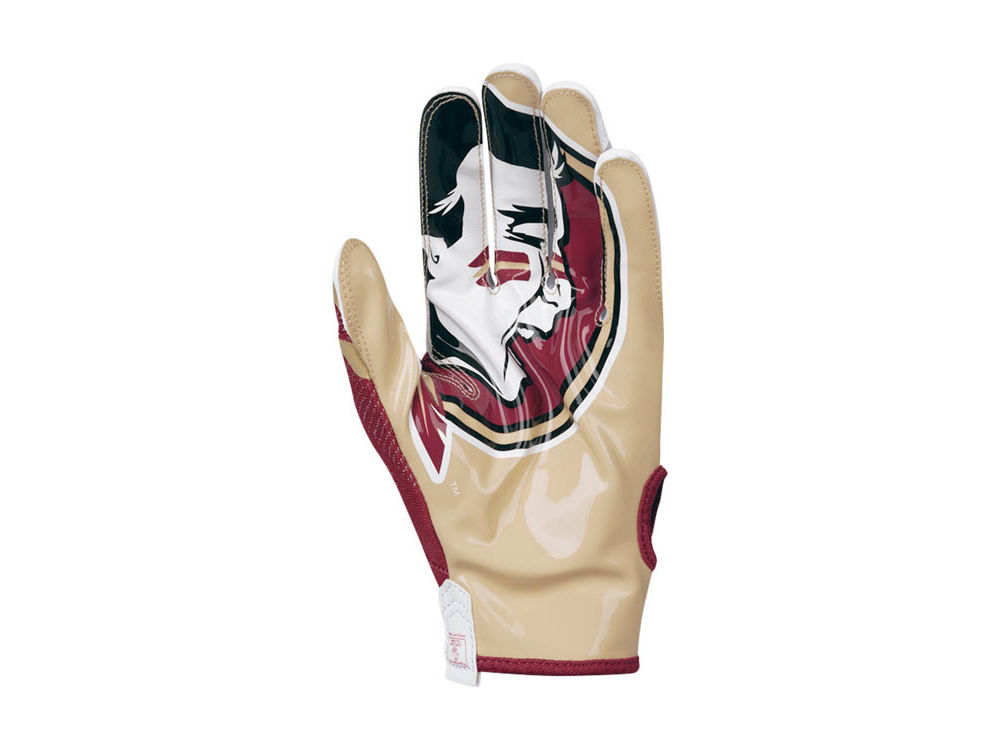 Florida State Seminoles Nike Vapor Knit Gloves  e6de95748