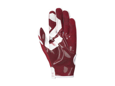 Oklahoma Sooners Nike Vapor Knit Gloves