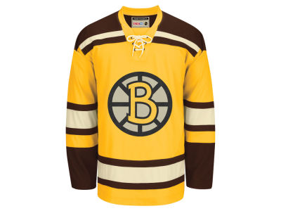 Boston Bruins Reebok NHL Men's Team Classic Jersey