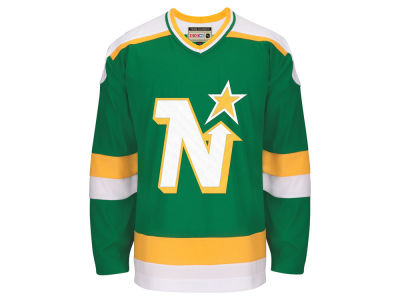 Minnesota North Stars Reebok NHL Men's Team Classic Jersey