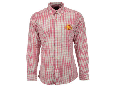 Iowa State Cyclones NCAA Men's Associate Woven Button Up Shirt
