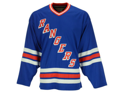 New York Rangers Reebok NHL Men's Team Classic Jersey