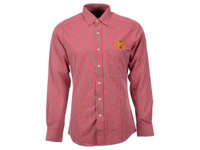 Iowa State Cyclones NCAA Men's Graduate Button Up Shirt