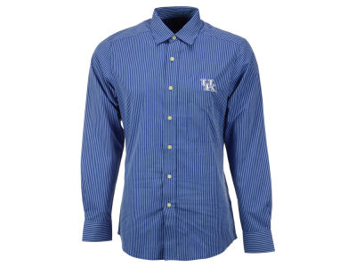 Kentucky Wildcats Antigua NCAA Men's Graduate Button Up Shirt