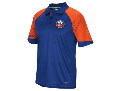 New York Islanders Reebok NHL Men's Center Ice Polo Shirt