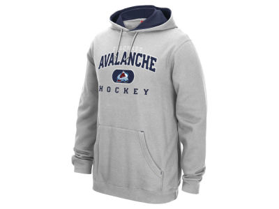 Colorado Avalanche Reebok NHL Men's Playbook Hoodie