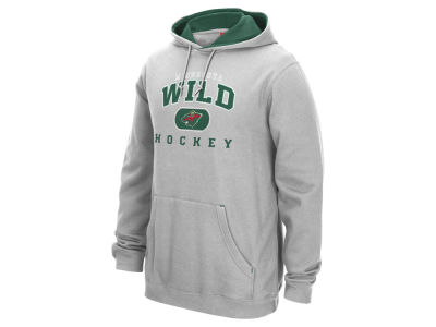 Minnesota Wild Reebok NHL Men's Playbook Hoodie