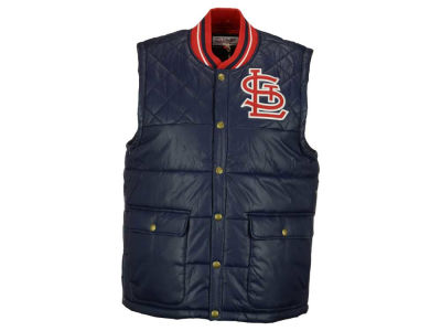 St. Louis Cardinals MLB Men's Snap Front Vest