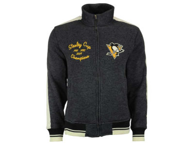 Pittsburgh Penguins Reebok NHL Men's Track Jacket