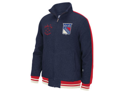 New York Rangers Reebok NHL Men's Track Jacket