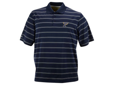 St. Louis Blues NHL Men's Deluxe Polo Shirt