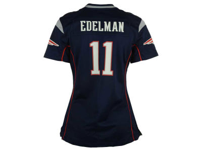 New England Patriots Julian Edelman Nike NFL Women's Game Jersey