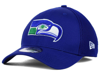 Seattle Seahawks New Era NFL Neo 39THIRTY Cap