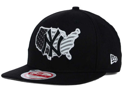 New York Yankees New Era MLB USA Reflective 9FIFTY Snapback Cap