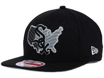 Chicago White Sox New Era MLB USA Reflective 9FIFTY Snapback Cap