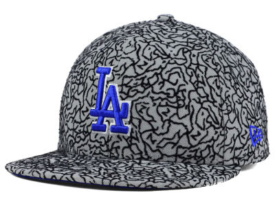 Los Angeles Dodgers New Era MLB All-Cement 59FIFTY Cap