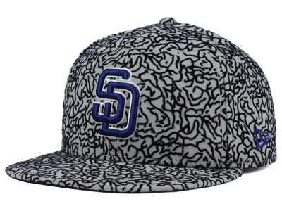San Diego Padres New Era MLB All-Cement 59FIFTY Cap
