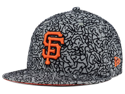 San Francisco Giants New Era MLB All-Cement 59FIFTY Cap