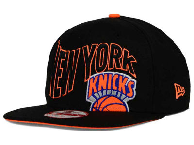 New York Knicks New Era NBA HWC Neon Wave 9FIFTY Snapback Cap
