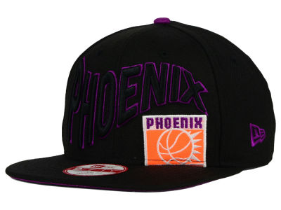 Phoenix Suns New Era NBA HWC Neon Wave 9FIFTY Snapback Cap