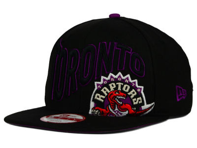 Toronto Raptors New Era NBA HWC Neon Wave 9FIFTY Snapback Cap