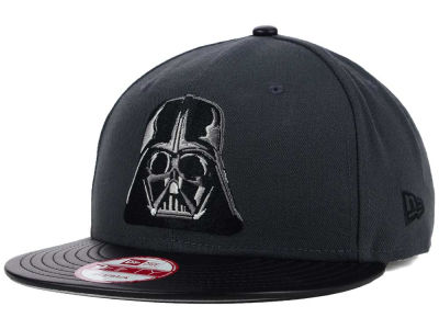 Darth Vader Star Wars SW Leather Vis 9FIFTY Snapback Cap