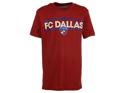 FC Dallas adidas MLS Youth Dassler T-Shirt