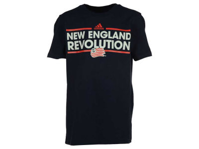 New England Revolution MLS Youth Dassler T-Shirt